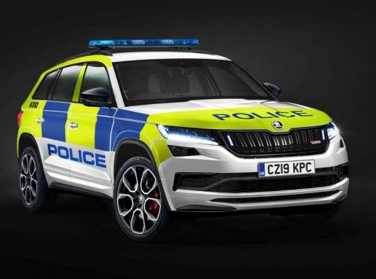 Дайджест дня: Kodiaq RS в полиции, будущий Nissan Juke и другие события автоиндустрии