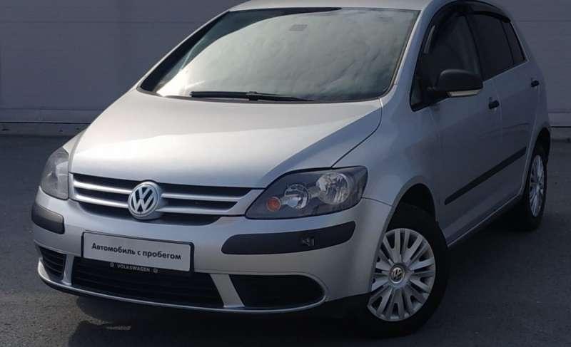Volkswagen Golf Plus 2008