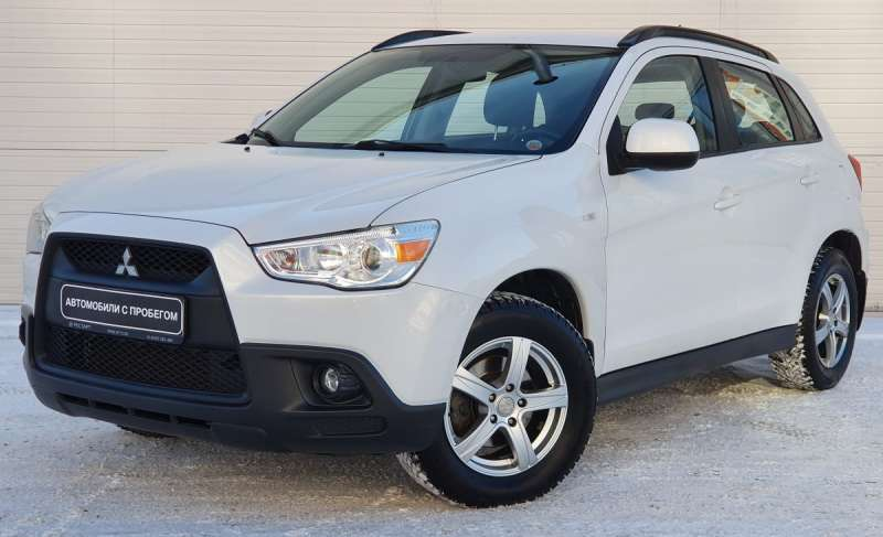 Mitsubishi ASX 2010