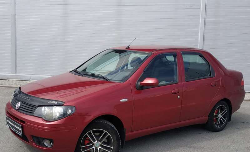 Fiat Albea 2011