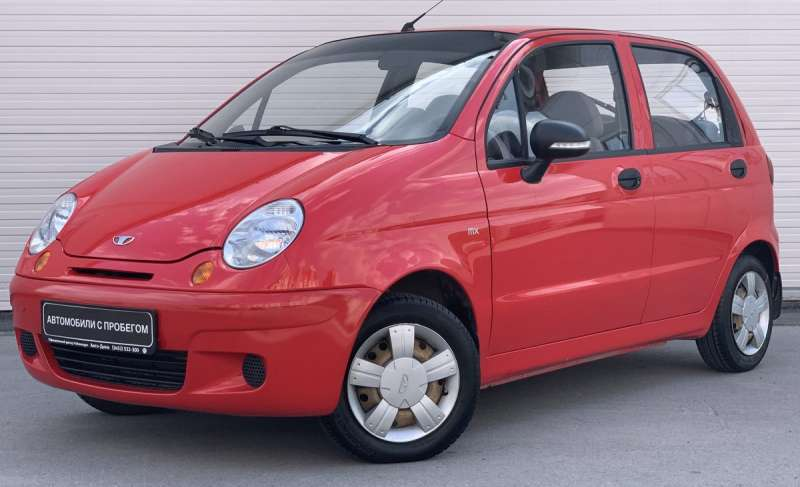 Daewoo Matiz 2013