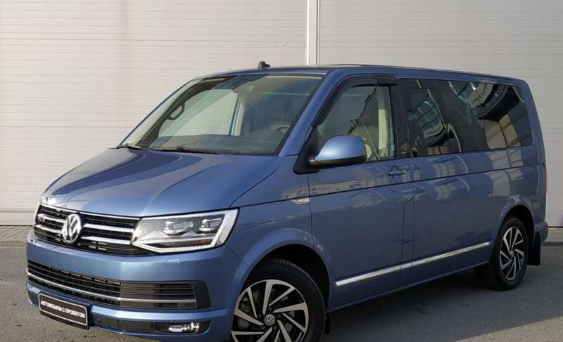 Volkswagen Multivan 2018