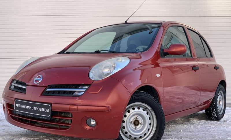 Nissan Micra 2007